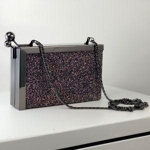 Zara Sparkling Clutch